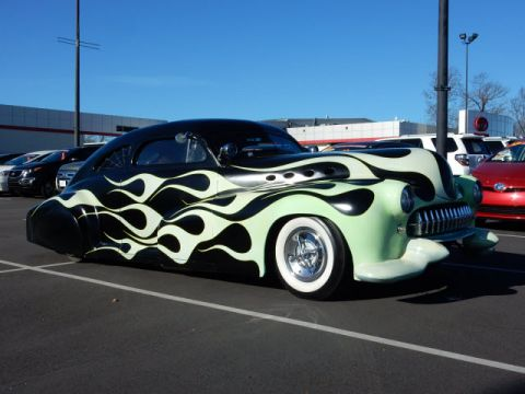 Pre-Owned 1947 Toyota Lead Sled   Coupe