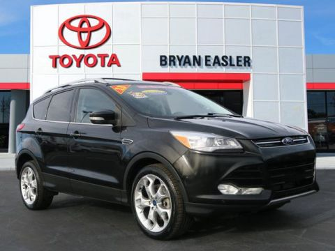 Pre-Owned 2013 Ford Escape Titanium AWD