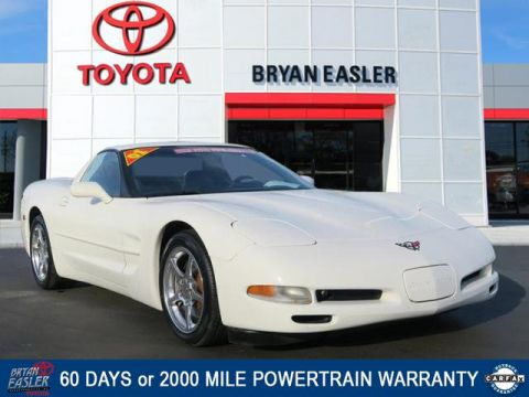 Pre-Owned 2001 Chevrolet Corvette Base RWD 2dr Coupe