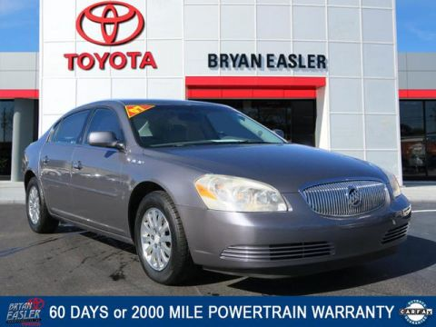 Pre-Owned 2007 Buick Lucerne CX FWD CX 4dr Sedan