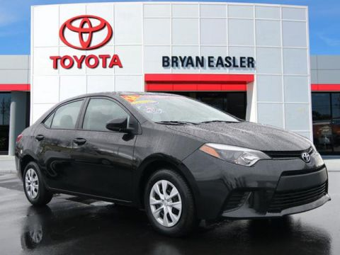 Pre-Owned 2014 Toyota Corolla L FWD L 4dr Sedan 4A