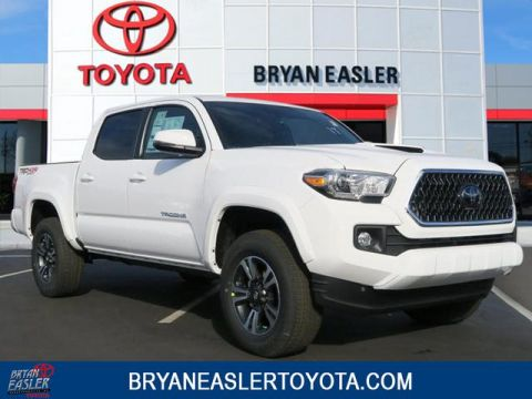 New 2018 Toyota Tacoma TRD Sport 4WD