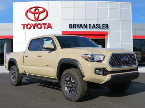 New 2018 Toyota Tacoma TRD Off-Road 4WD