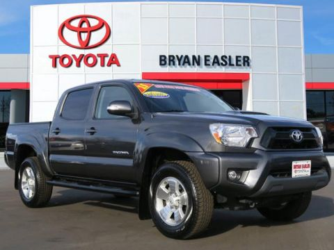 Pre-Owned 2015 Toyota Tacoma TRD Sport 4WD