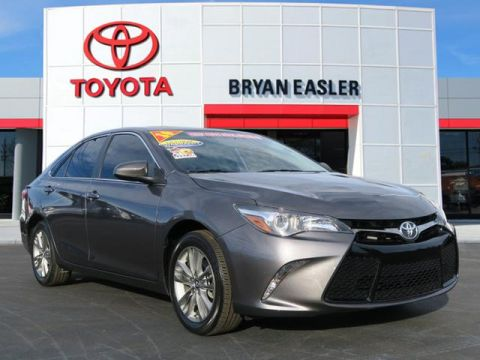 Pre-Owned 2016 Toyota Camry SE FWD SE 4dr Sedan