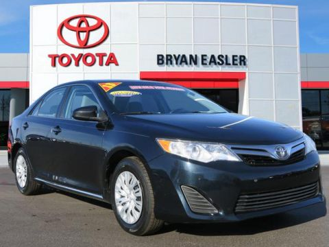 Pre-Owned 2013 Toyota Camry LE FWD LE 4dr Sedan