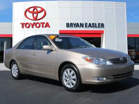 Pre-Owned 2003 Toyota Camry LE V6 FWD LE V6 4dr Sedan
