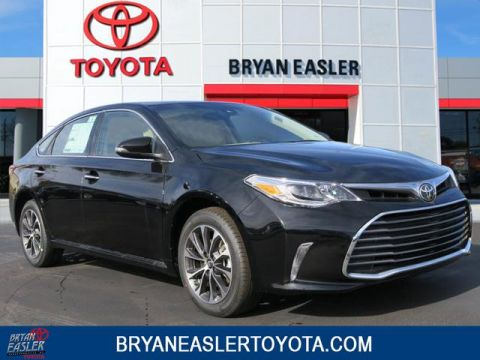 New 2018 Toyota Avalon XLE 2WD 4-DR XLE
