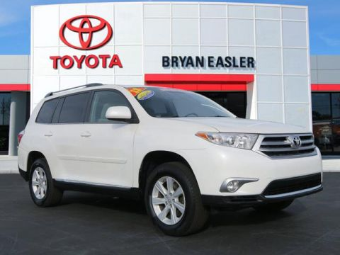 Pre-Owned 2012 Toyota Highlander Base AWD