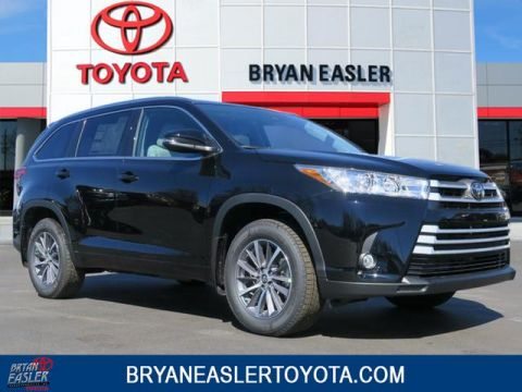 New 2018 Toyota Highlander XLE 4WD