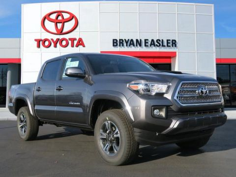 New 2017 Toyota Tacoma TRD Sport 4WD