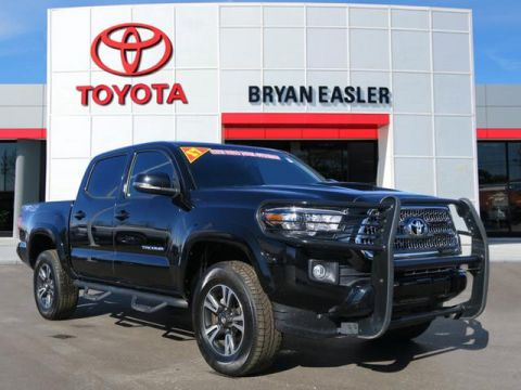Pre-Owned 2017 Toyota Tacoma TRD Sport 4WD