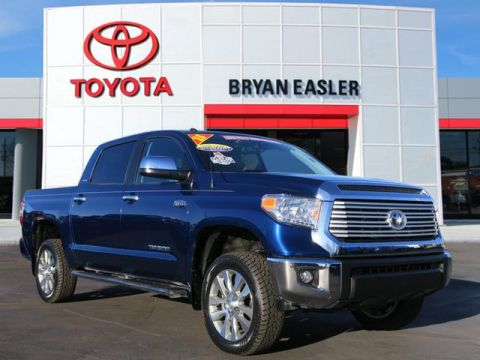 Pre-Owned 2015 Toyota Tundra Limited 4WD