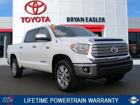 Pre-Owned 2014 Toyota Tundra Limited 4WD