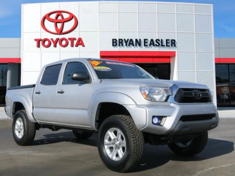 Pre-Owned 2013 Toyota Tacoma V6 4WD