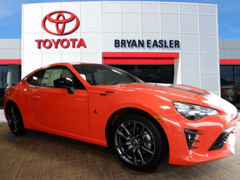 New 2017 Toyota 86 860 SE 2WD SPECIAL EDITION