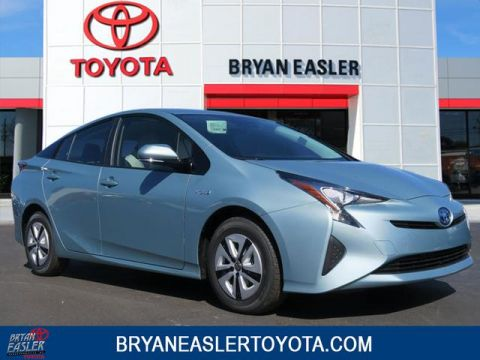 New 2018 Toyota Prius Two 2WD TWO ECO