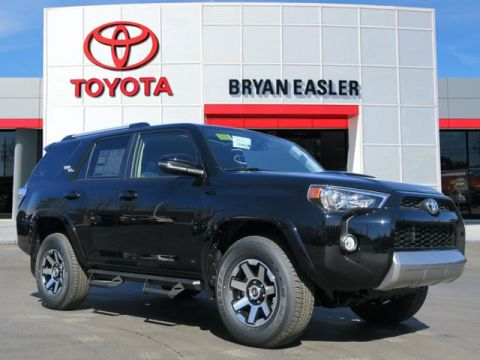 New 2018 Toyota 4Runner TRD Off-Road Prm With Navigation & 4WD