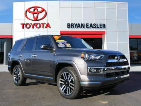 Pre-Owned 2015 Toyota 4Runner Limited AWD