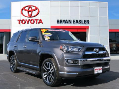 Pre-Owned 2014 Toyota 4Runner Limited AWD