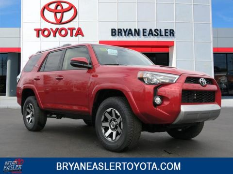 New 2018 Toyota 4Runner TRD Off-Road 4WD