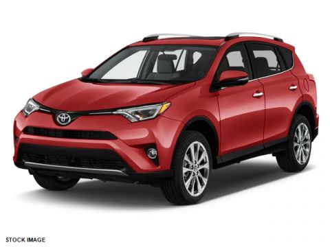 New 2017 Toyota RAV4 Limited