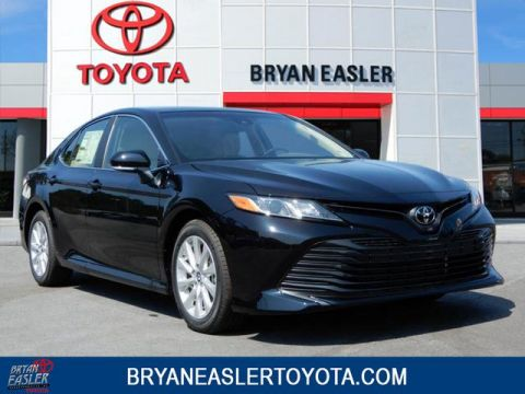 New 2018 Toyota Camry LE 2WD 4-DOOR LE SEDAN