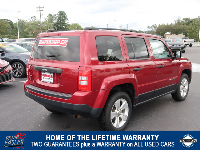 Pre Owned 2012 Jeep Patriot Sport