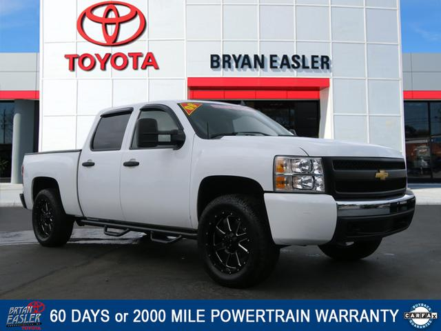Pre Owned 2008 Chevrolet Silverado 1500 Work Truck