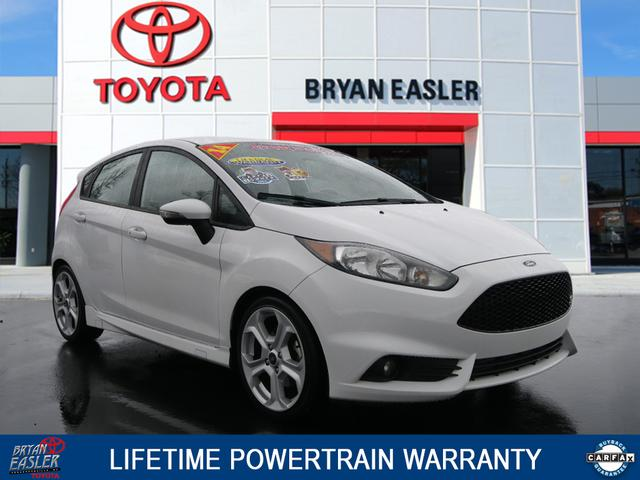 Pre Owned 2014 Ford Fiesta St St 4dr Hatchback In Hendersonville