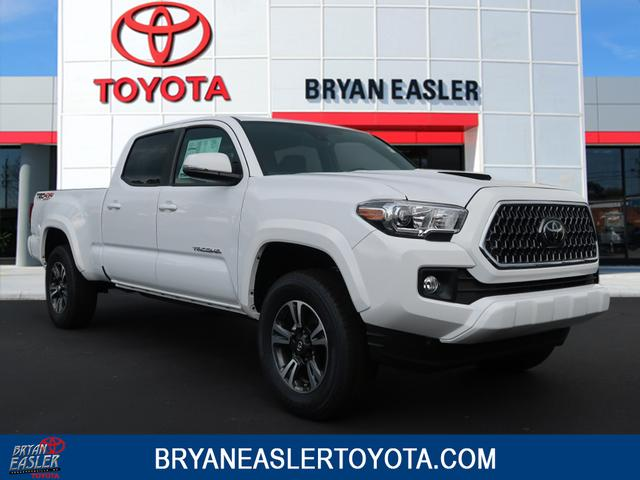 New 2019 Toyota Tacoma TRD Sport 4WD