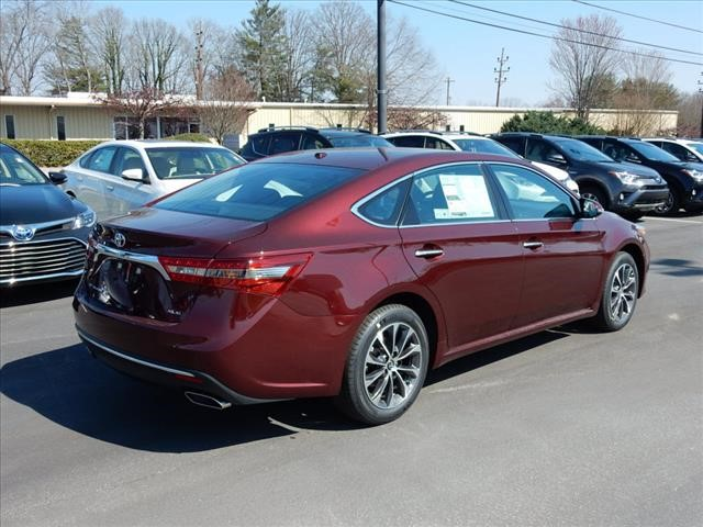 new 2017 toyota avalon xle premium 4 dr xle premium in hendersonville 17c0694 bryan easler toyota. Black Bedroom Furniture Sets. Home Design Ideas