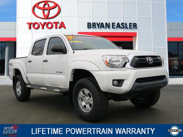 pre owned 2015 toyota tacoma trd off road 4x4 v6 4dr double cab 5 0 ft sb 5a in hendersonville. Black Bedroom Furniture Sets. Home Design Ideas