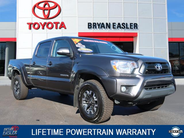 Pre Owned 2015 Toyota Tacoma Trd Sport 4x4 V6 4dr Double Cab 6 1 Ft