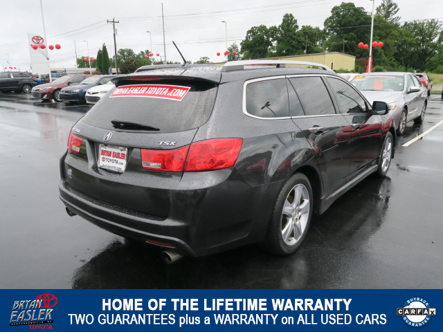 PreOwned Acura TSX Sport Wagon WTech Dr Sport Wagon W - Used acura tsx wagon