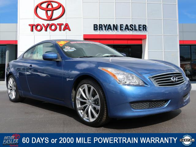 Pre Owned 2008 Infiniti G37 Sport Journey 2dr Coupe In