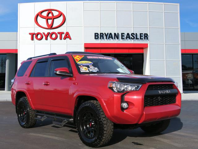toyota 4runner limited red good toyota runner wd dr v limited with toyota 4runner limited red. Black Bedroom Furniture Sets. Home Design Ideas