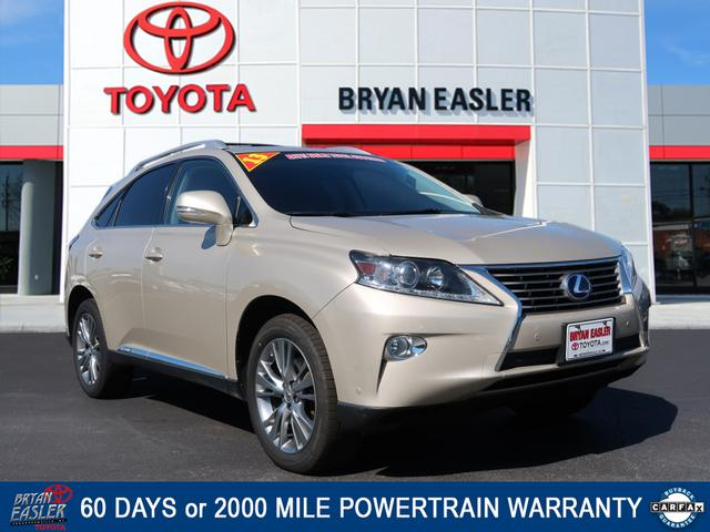 Pre-Owned 2013 Lexus RX 450h Base