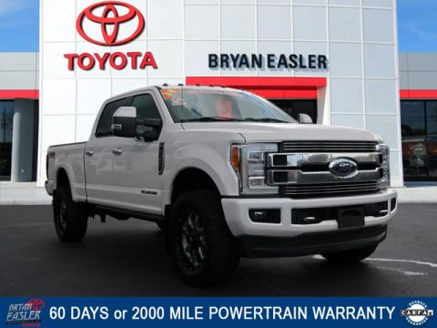 Pre-Owned 2018 Ford F-350 Super Duty Limited