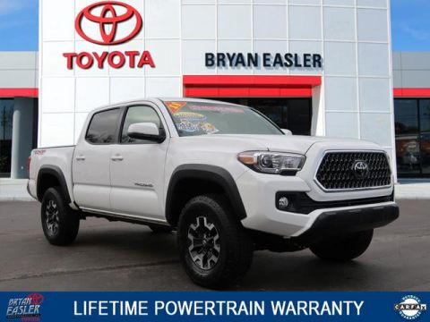 Pre-Owned 2018 Toyota Tacoma TRD Off-Road