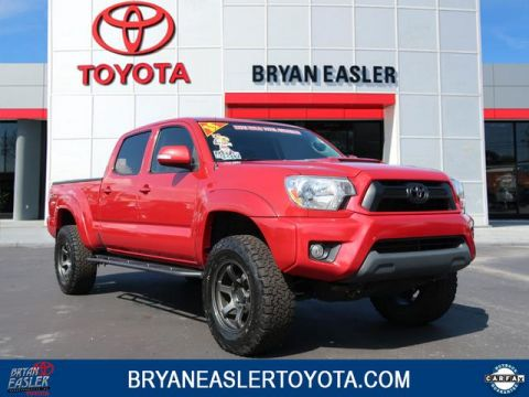 Pre-Owned 2015 Toyota Tacoma TRD Sport