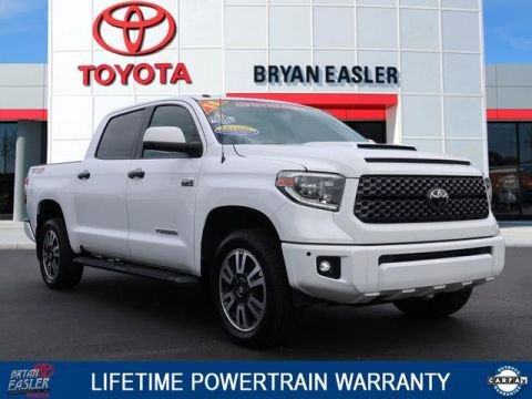 Pre-Owned 2018 Toyota Tundra SR5 TRD Sport