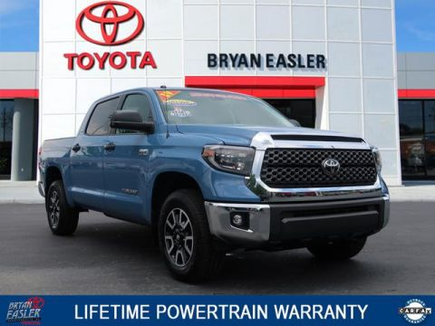 Pre-Owned 2019 Toyota Tundra SR5 TRD Off Road