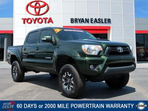 Pre-Owned 2013 Toyota Tacoma TRD Sport