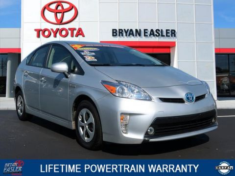 Pre-Owned 2015 Toyota Prius Two