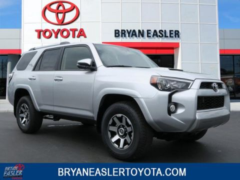 New 2018 Toyota 4Runner TRD Off-Road Prm